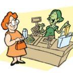 cashier-store